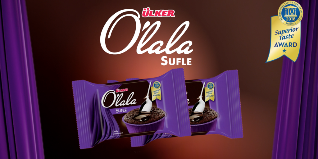 Ülker O'lala Sufle | Integrated Cinema Campaign | KSA