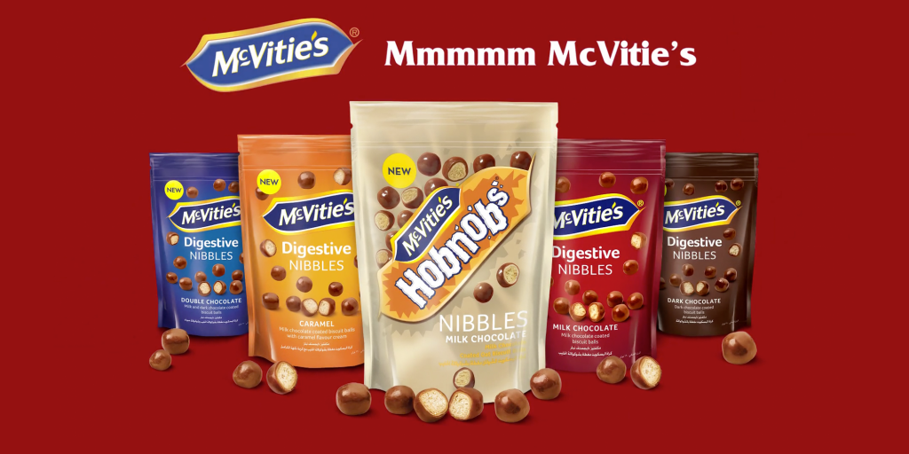McVitie's Digestive Nibbles Campaign