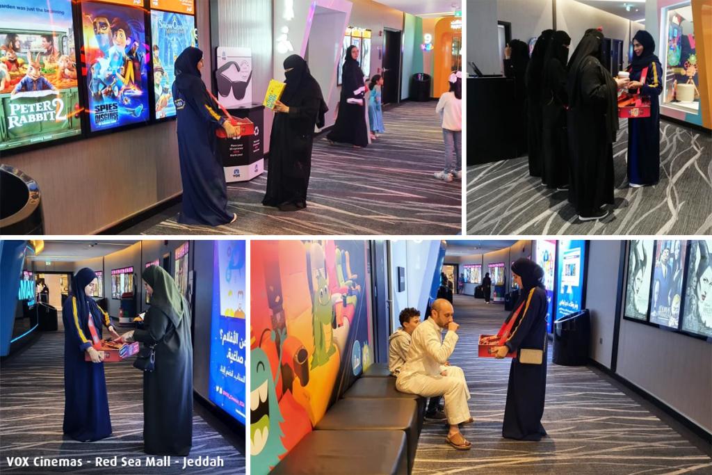 VOX Cinemas at Red Sea Mall KSA