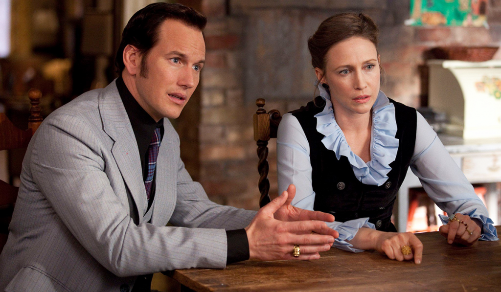The Conjuring- The Devil Made Me Do It - 2020 Movie Still