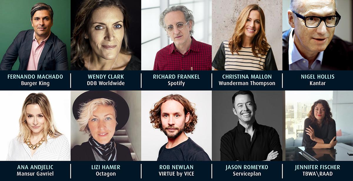 Speakers for Dubai Lynx 2020