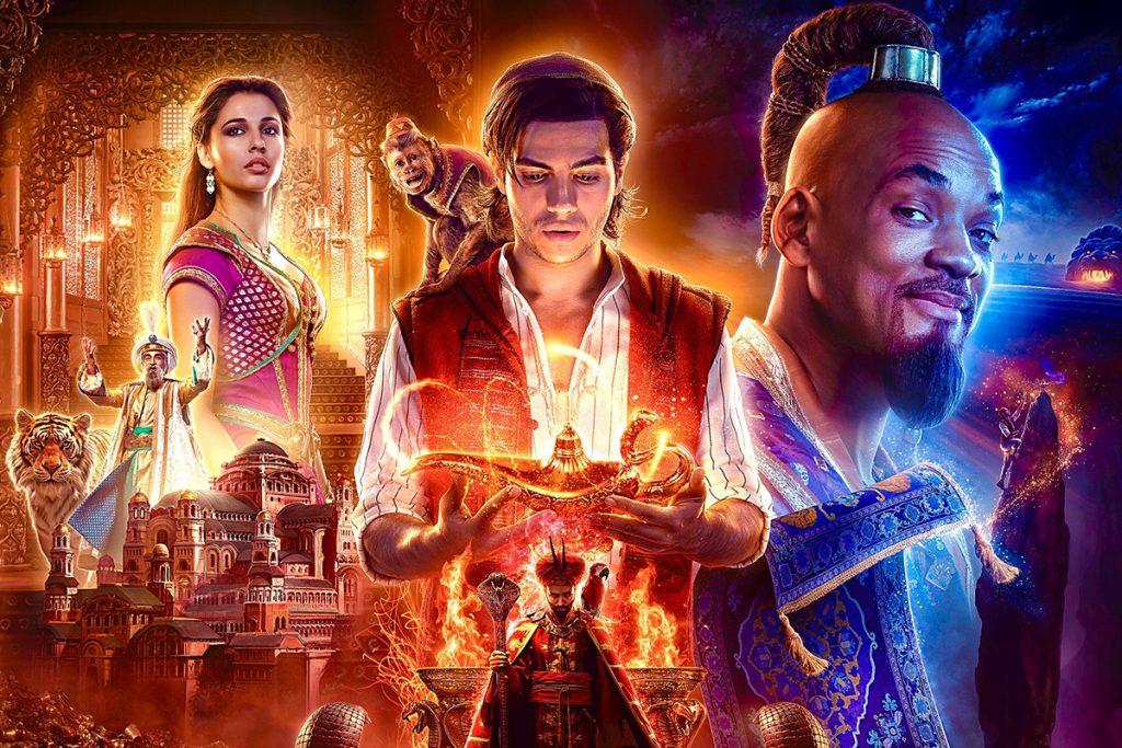 Aladdin 4DX