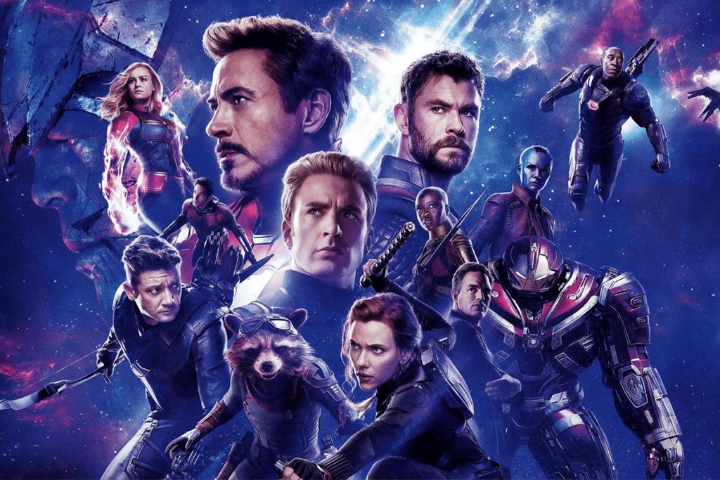 Avengers- Endgame 4DX