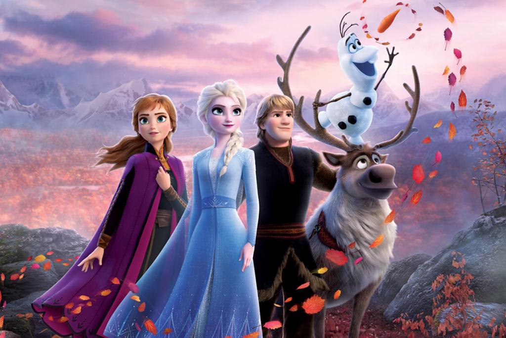 Frozen II 4DX