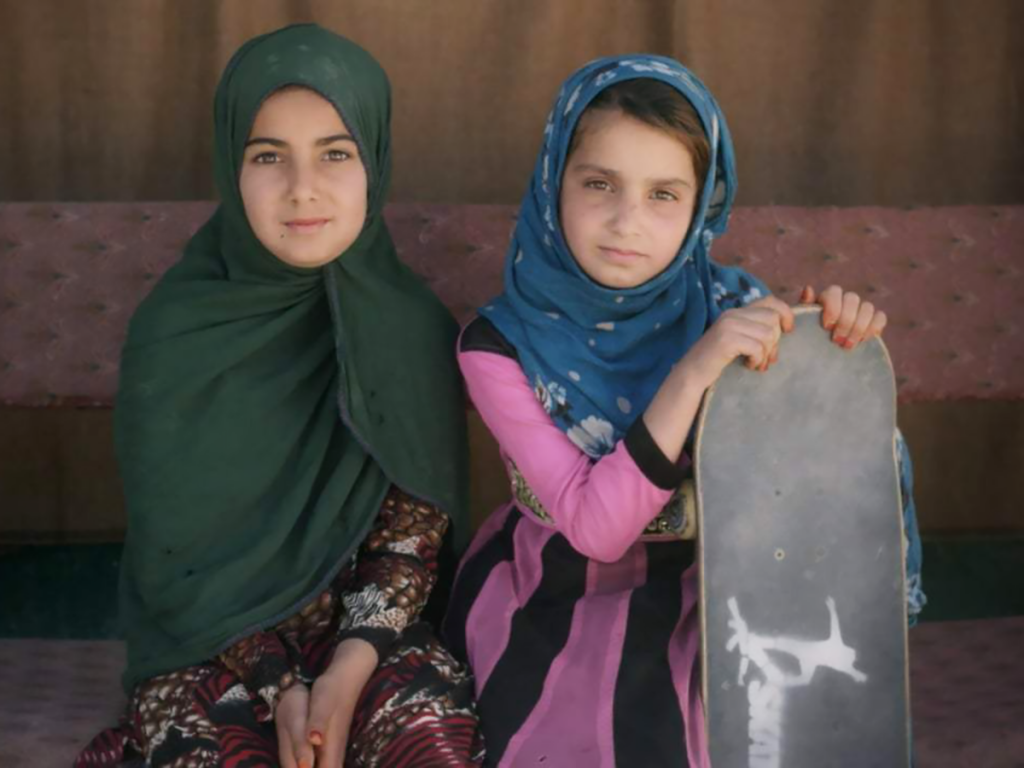 Learning to Skateboard in a Warzone (If You're a Girl) Oscars 2020