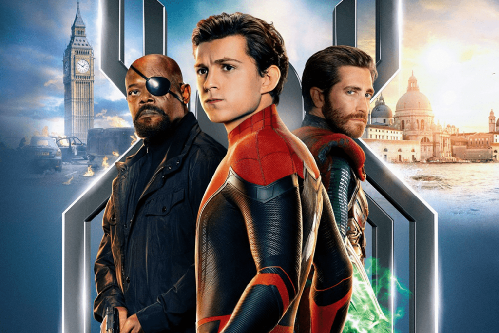 Spider-Man- Far from Home 4DX