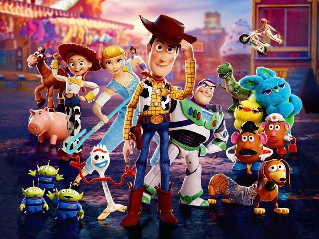 Toy Story 4 Oscars 2020