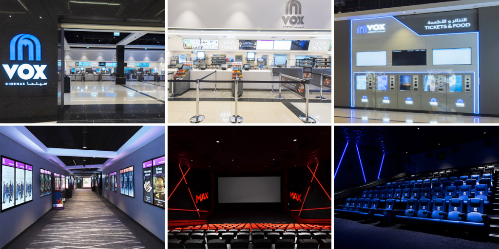 VOX Cinemas now at Nizwa Grand Mall in Oman