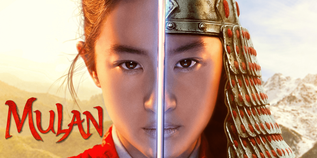 Mulan Releasing 26th March 2020