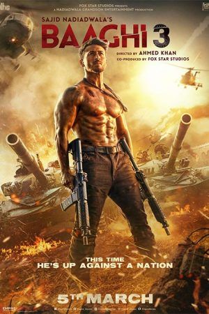 Baaghi 3 (Hindi)