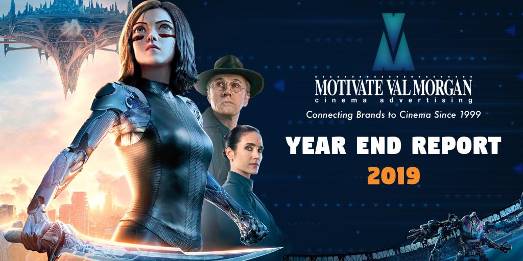 Motivate Val Morgan Cinema Round Up in 2019