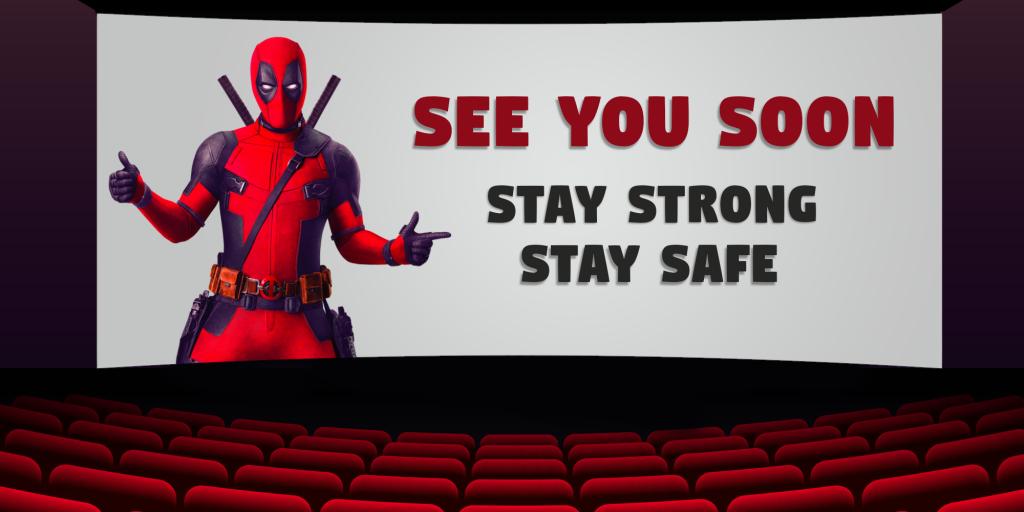 Cinemas will be okay post-pandemic