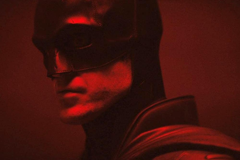 First Look at batman 2021