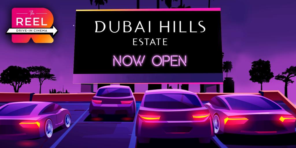 Dubai Hills welcomes UAE's third drive-in cinema