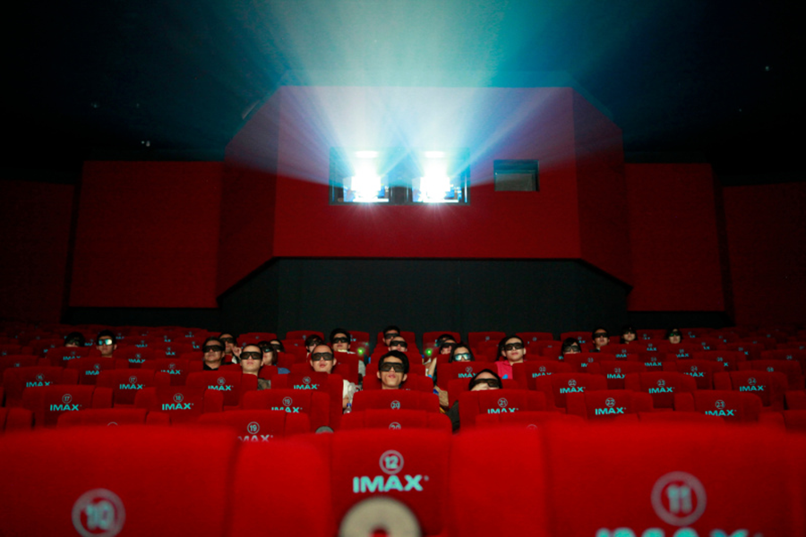 Cinemas re-open in China after COVID-19 closure