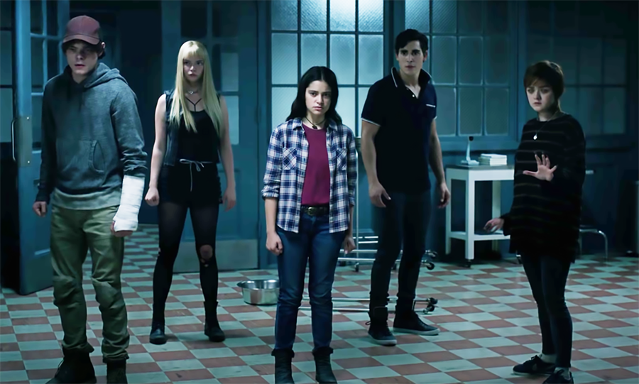 Trailer Image from The new Mutants
