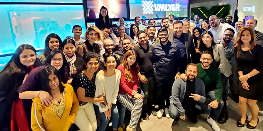 VMLY&R Dubai Named Cannes Lions Regional Agency of the Decade