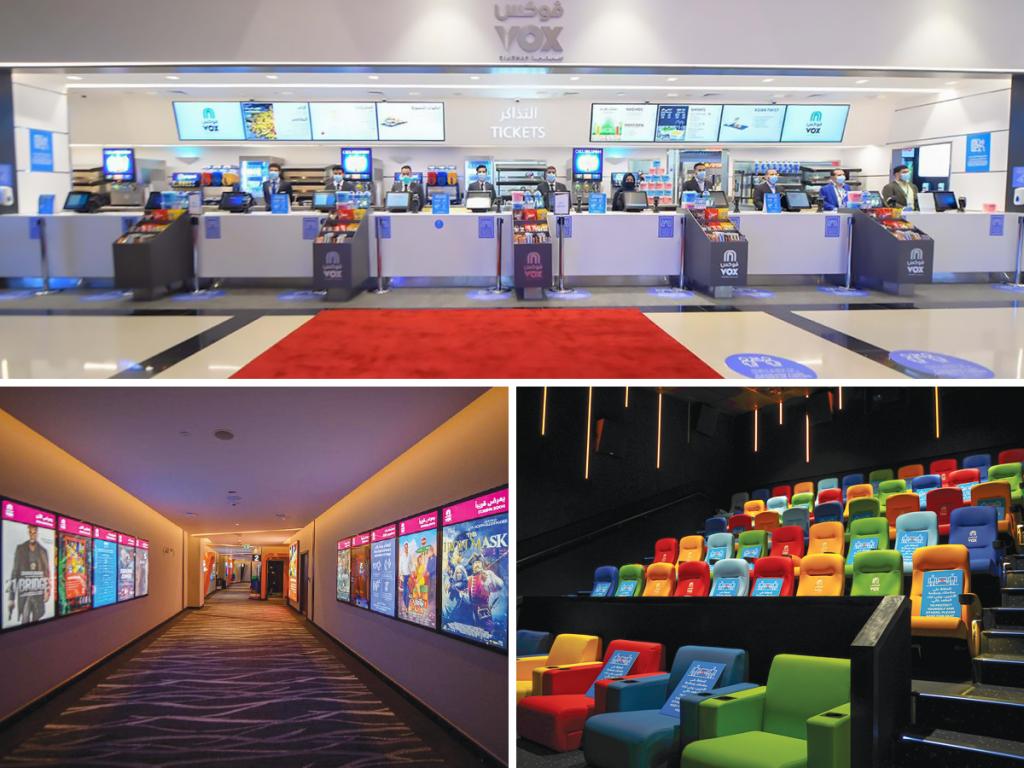 VOX Cinemas launches at Tabuk Park in KSA