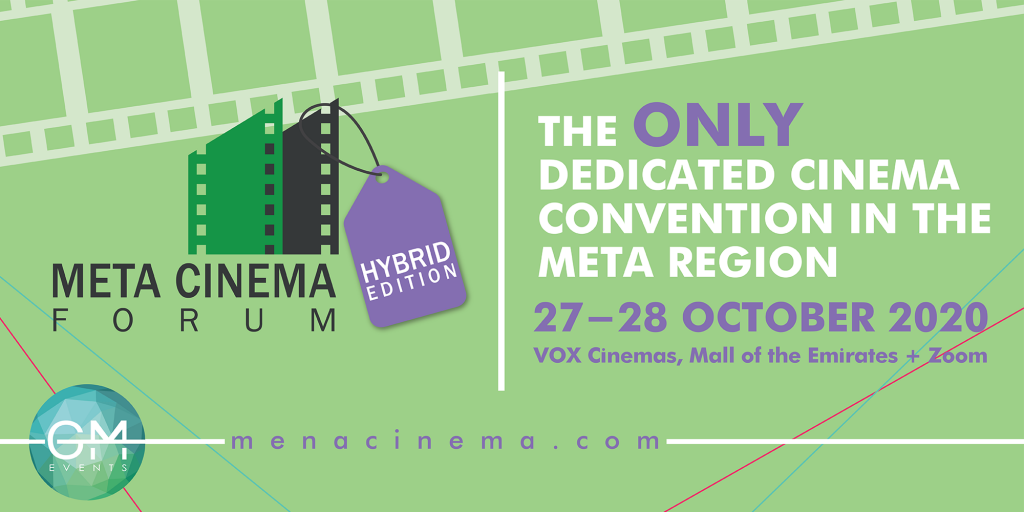 META Cinema Forum 2020 Event to be in Hybrid Format
