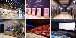 Muvi Cinemas at Al Ahsa Mall in KSA