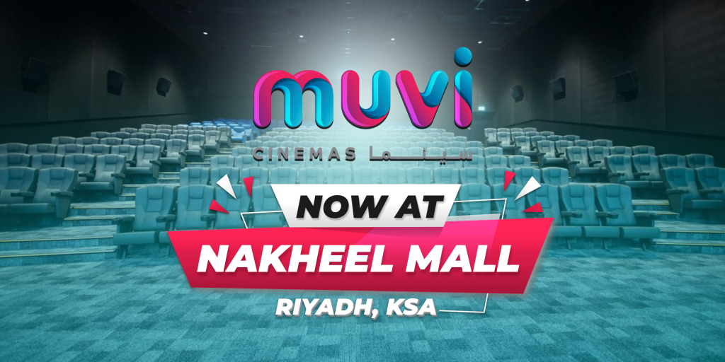Nakheel Mall in Riyadh by Muvi Cinemas