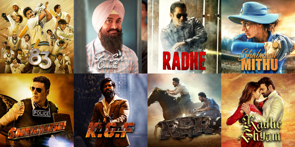 Upcoming Indian Movies Releasing in 2021