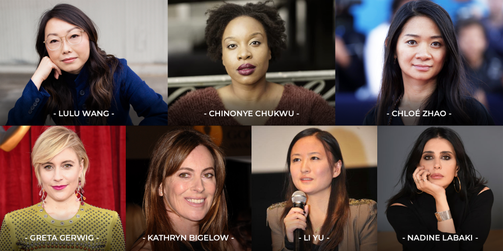 Female Film Director Feature on International Women's Day 2021