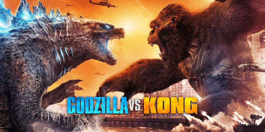 Global Box Office Hit - Godzilla vs. Kong