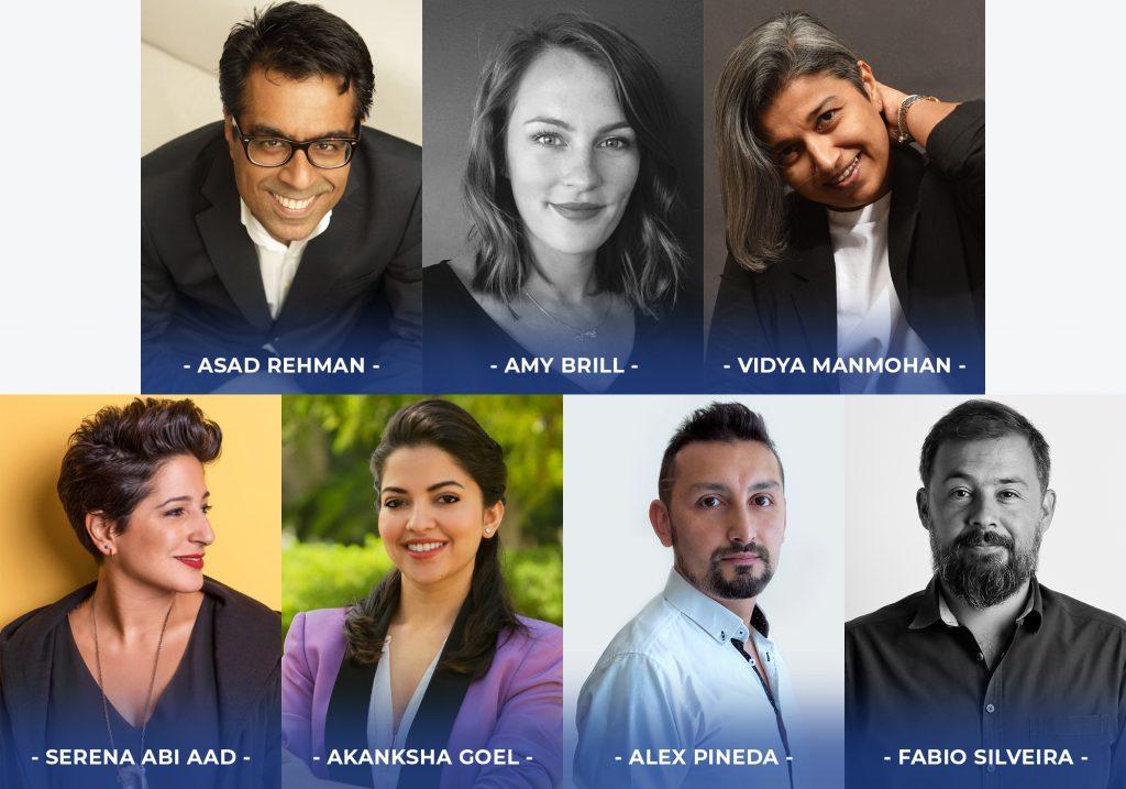 Cannes Lions Festival 2021 - UAE Shortlisting Jury
