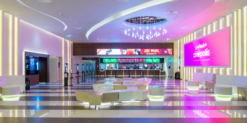 Motivate Val Morgan Welcomes Cinépolis Cinemas to its Circuit
