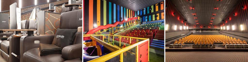 Cinépolis Cinemas Now a Part of Motivate Val Morgan's Regional Circuit