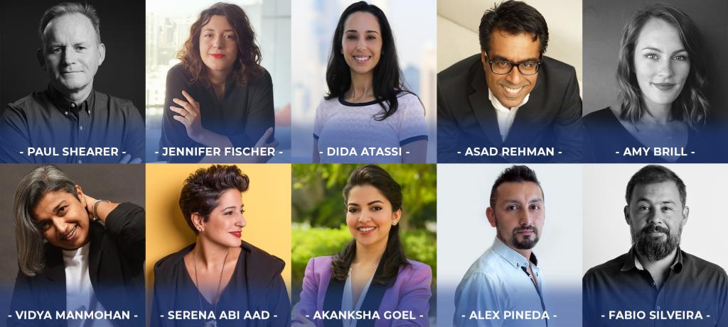 Cannes Lions 2021 UAE Jury Members