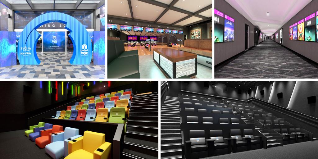 VOX Cinemas now open at hail Square, KSA