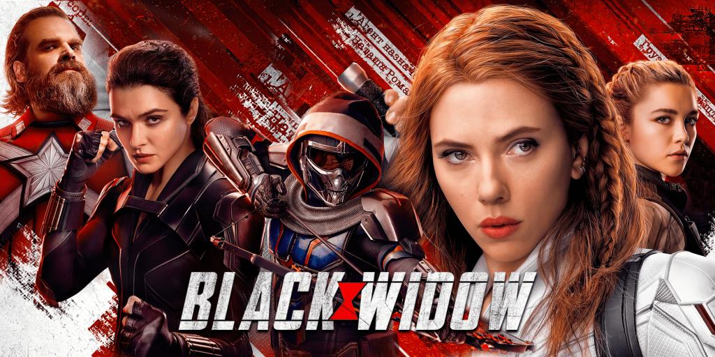 Black Widow Triumphs at Global Box Office