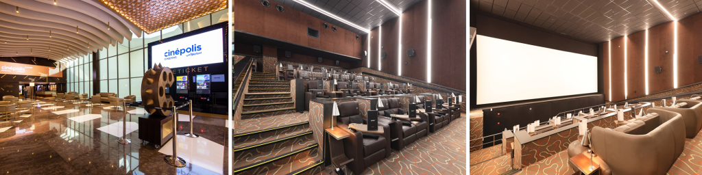Cinépolis Luxury Cinemas Launches in Oman