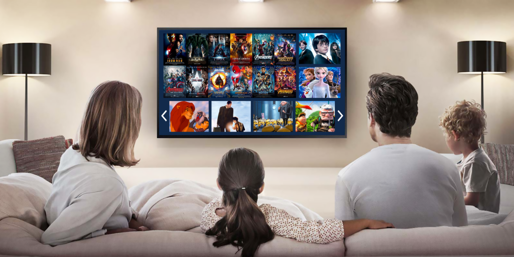 The ultimate family movie night guide by MVM