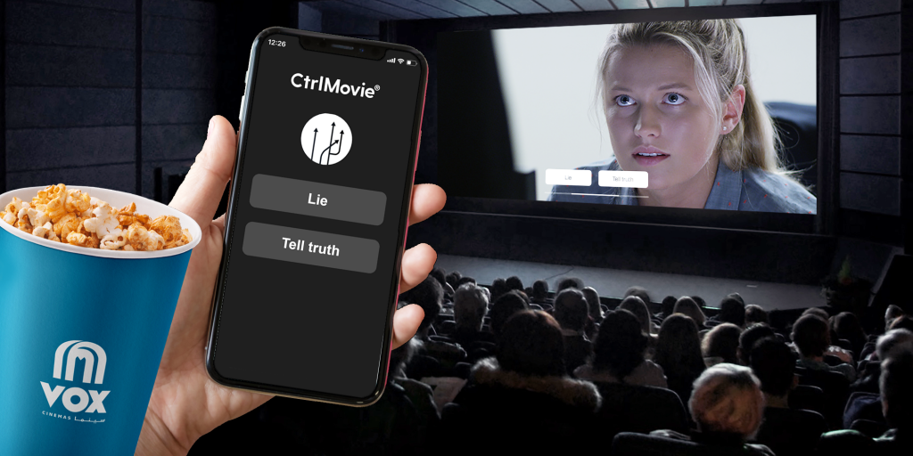 VOX Cinemas CTRL is the first interactive experience in the Middle East