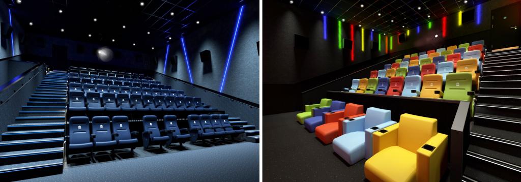 VOX Cinemas The Esplanade Now Open in Riyadh, Saudi Arabia